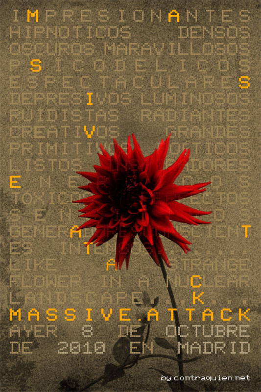 massive attack by contraquien
